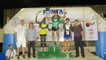 Colosal. Gustavo Fernández resultó tercero en Río Cuarto