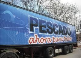 """Llegan los camiones de """"Lácteos y Pescado para Todos"""""""