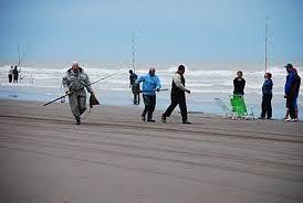Radio Olavarría en el concurso de pesca deportiva de Marisol