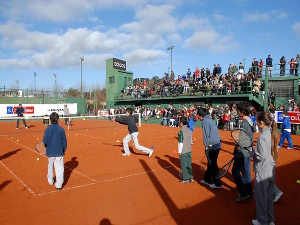 Primer Torneo Nacional de Grado Tres en tenis