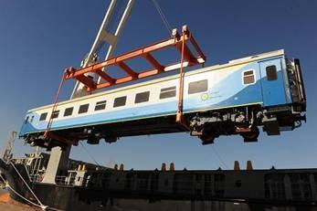 Nuevos trenes para Ferrobaires