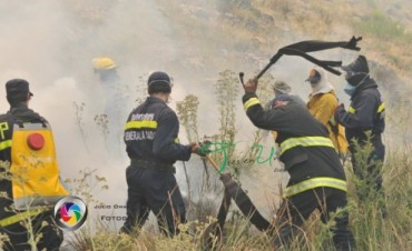 Más de 32 mil hectáreas afectadas por el fuego en Tornquist