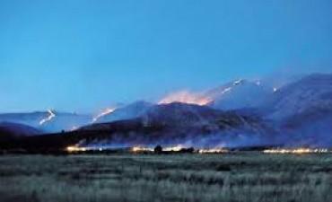 Sierra de la Ventana: el fuego destruyó el 90% del parque Tornquist