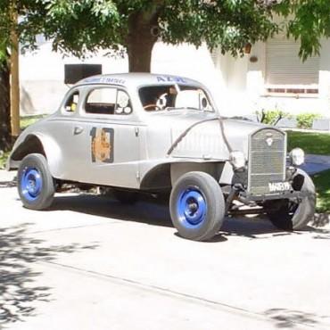 Llega un nuevo auto al Museo Municipal Hermanos Emiliozzi