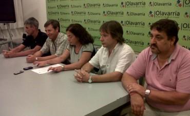 Incendios en Olavarría: Mas de 220 siniestros, 300 hectáreas afectadas y bomberos deshidratados