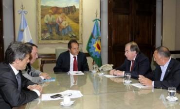 CARBAP se reunió con Scioli y Rodríguez en Comisión de Emergencia