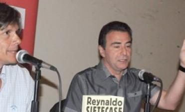 Reynaldo Sietecase mostró su preocupación por el accionar del narcotrafíco en el país