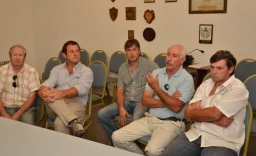 Margarita Arregui encabezó una reunión con la Mesa Agropecuaria