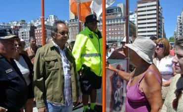 Scioli en Mar del Plata resaltó un sólido resultado del Operativo Sol