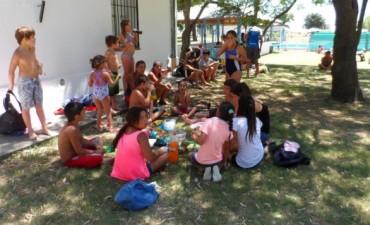 La Madrid: se realizó el Primer Encuentro de Escuelas de Natación