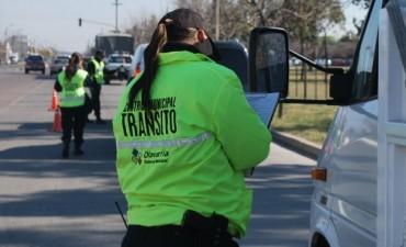 Se realizaron más de 8900 infracciones y se retuvieron alrededor de 1000 vehículos durante el 2013
