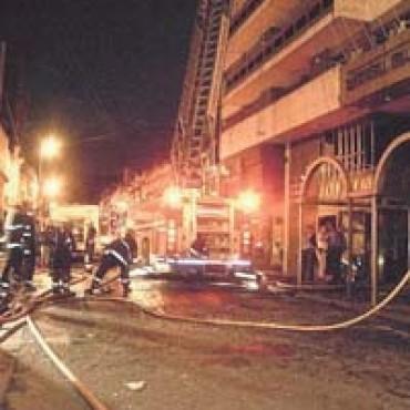 A 8 años del incendio del hotel de San Nicolás, se sigue a la espera del juicio oral