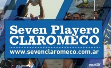 Se viene la vigésima edición del Seven en Claromecó