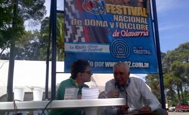Los artistas de los grandes festivales confirmaron su presentación en la fiesta de la Doma y el Folclore de Olavarría