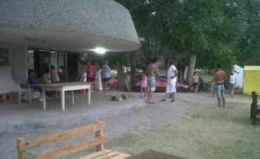 Fiesta Provincial del Camping en Colonia San Miguel