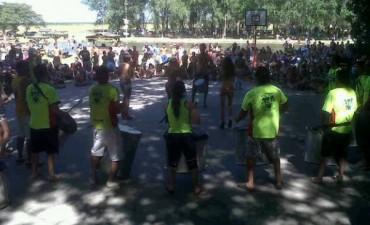 Radio Olavarría en la Fiesta Provincial del Camping en Colonia San Miguel