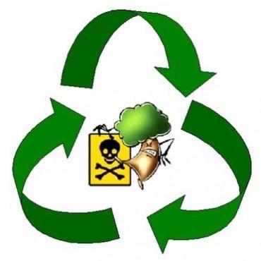 Recuerdan que de los residuos industriales debe hacerse cargo quien los produce