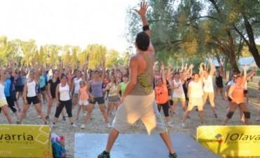 Los Parques Eseverri y Avellaneda y Eva Perón como espacios para las actividades deportivas
