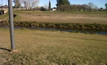 Sequía: el arroyo Tapalqué ya siente la falta de lluvias