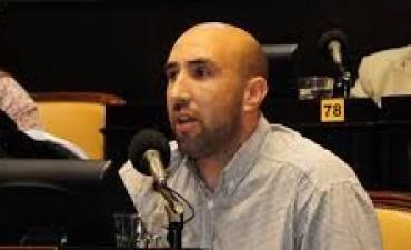 Progresar: el diputado provincial olavarriense César Valicenti se refirió al programa