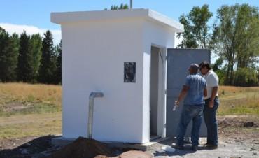Finaliza la construcción del Pozo Nº 37 en el Barrio Isaura