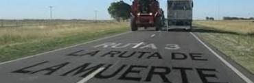 Otro accidente fatal en Ruta 3, tramo Las Flores