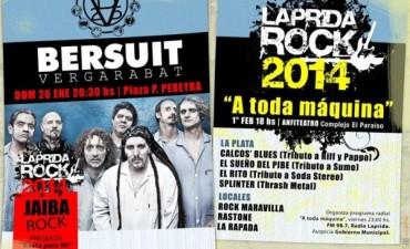 Laprida Rock: este domingo  se lleva a cabo la tercera edición
