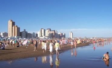 Muchos turistas en el último fin de semana de enero
