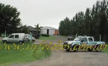 Lobos: matan a empleado rural en intento de robo e investigan en Roque Pérez