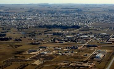 Inversiones en Infraestructura y crecimiento sostenido del Parque Industrial de Olavarría