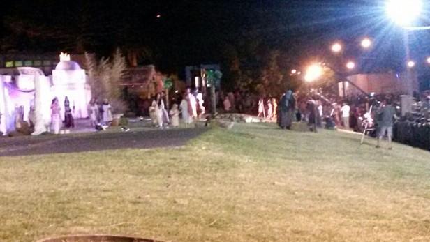 La Fiesta de Reyes con buen marco de público