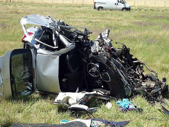 Un hombre murió en un hecho de tránsito en Ruta 226