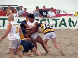 El Seven de rugby en Claromecó  tuvo dos campeones