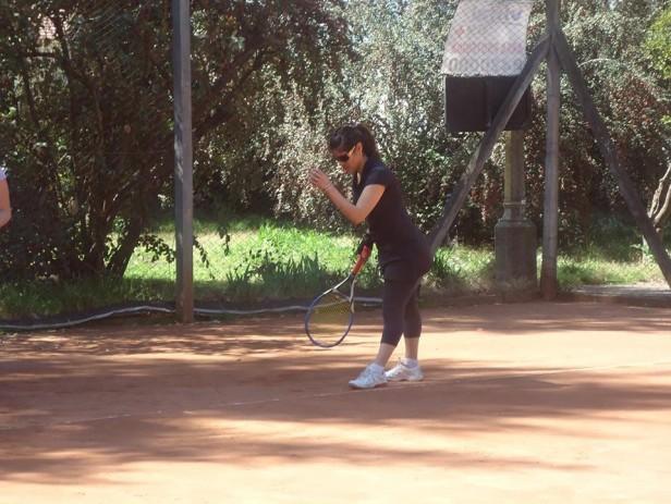 Torneo de dobles mixtos en Sierras Bayas