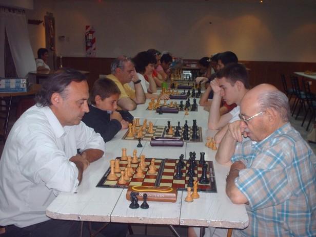 Sergio Arambel el mejor ajedrecista olavarriense de todos los tiempos