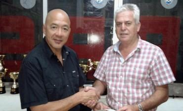 Bagú subsidió a la APPS con seis mil pesos