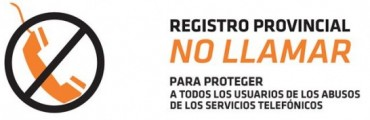 Registro No Llame: la Provincia lo tiene habilitado hace 2 años