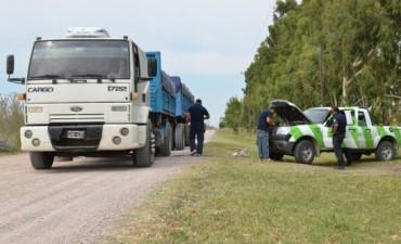 Protección Ciudadana intensifica los controles de cargas