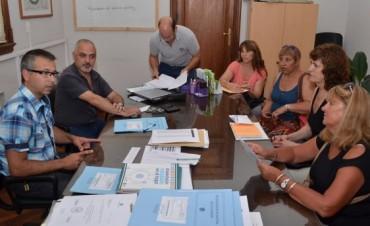El Municipio entregó subsidios a dos instituciones de las localidades