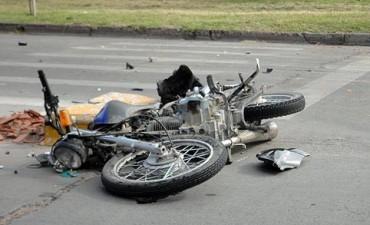 Dos graves heridos tras dos robos y accidente