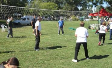 1º Torneo de Beach Voley adaptado para adultos mayores