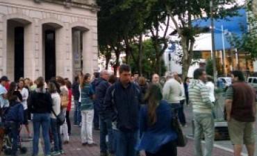 Justicia por Nisman: en Olavarría también se marchó