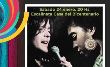 """""""Viví el verano, elegí tu noche"""": Filipe Catto y Yusa presentan """"Con... tradiciones"""""""
