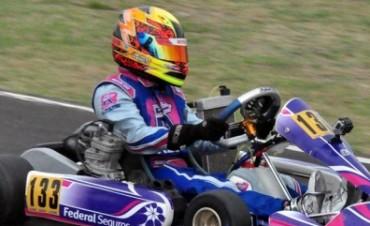 El Karting pone primera  en febrero