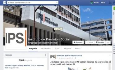 Amplían atención telefónica para jubilados del IPS