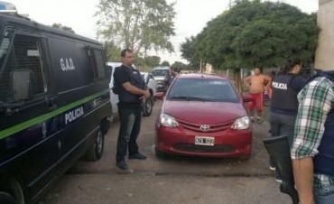 Allanamientos en Olavarría por varios robos en la región