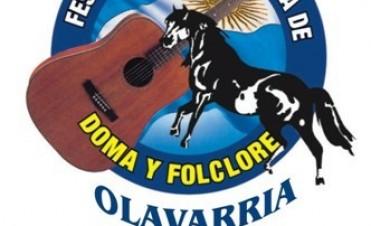 Festival de Doma y Folklore este Domingo por Canal 9