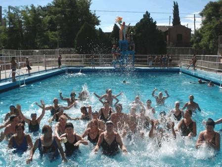 Empezó este lunes la colonia de verano para los afiliados de PAMI