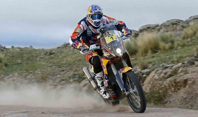 Dakar: 'la segunda semana de carrera será muy intensa'
