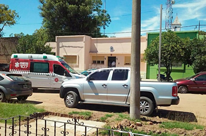Detuvieron a Martín Lanatta en Santa Fe, herido tras un vuelco